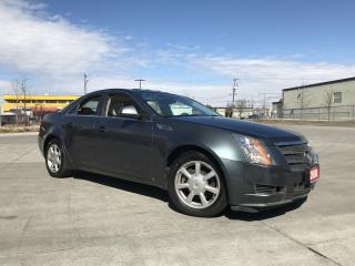 Used 2008 Cadillac CTS Automatic, Leather, Sunroof, 3/Ywarranty for sale in North York, ON