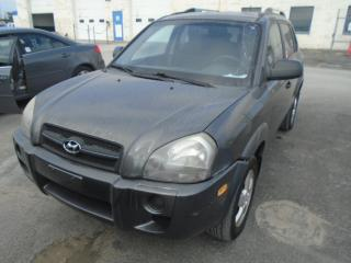 Used 2007 Hyundai Tucson for sale in Innisfil, ON