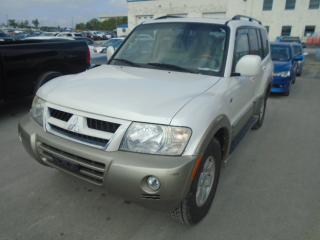 Used 2003 Mitsubishi Montero for sale in Innisfil, ON