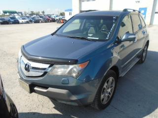 Used 2008 Acura MDX for sale in Innisfil, ON