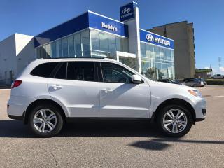 Used 2012 Hyundai Santa Fe GL Premium for sale in North Bay, ON