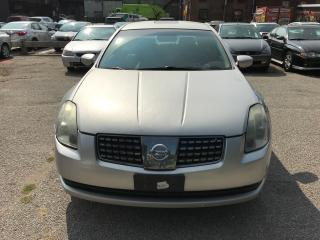 Used 2004 Nissan Maxima SE for sale in Toronto, ON