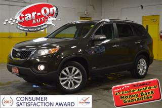 Used 2011 Kia Sorento EX V6 AWD LEATHER FULL PWR GRP LOADED for sale in Ottawa, ON