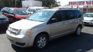 Used 2009 Dodge Caravan SE for sale in Hamilton, ON
