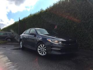 Used 2016 Kia Optima LX+ WITH HEATED FT SEATS + BACK-UP CAMERA + NO EXTRA DEALER FEES for sale in Surrey, BC