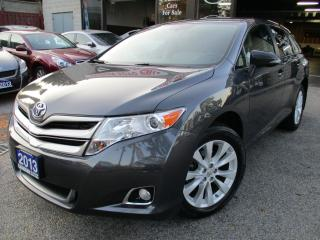 Used 2013 Toyota Venza SPORT-UTILITY-BLUE-TOOTH-IP-CON for sale in Scarborough, ON