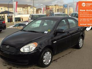 Used 2007 Hyundai Accent GLS for sale in Edmonton, AB