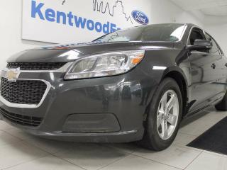 Used 2015 Chevrolet Malibu LS Malib-ECO. Let's help save the world for sale in Edmonton, AB