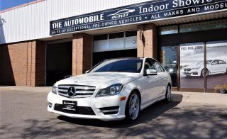 Used 2012 Mercedes-Benz C 300 C-CLASS 4 MATIC NAVI BACK-UP PANO ROOF NO ACCIDENT for sale in Mississauga, ON