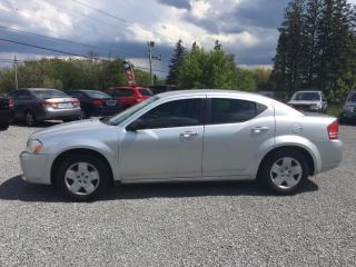 Used 2008 Dodge Avenger SE for sale in Gormley, ON