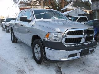 Used 2016 RAM 1500 SLT 4x4 Hemi 5.7L Crew Cab large doors Shortbox for sale in Ottawa, ON