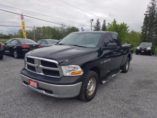 Used 2012 Dodge Ram 1500 HEMI 4X4 QUAD CAB for sale in Gormley, ON
