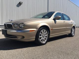 Used 2002 Jaguar X-Type 2.5 Certified Luxury Edition for sale in Mississauga, ON