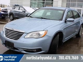 Used 2012 Chrysler 200 TOURING/AUTO/POWERGROUP/AC/CRUISE for sale in Edmonton, AB