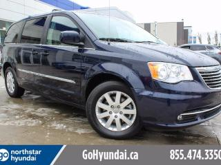 Used 2015 Chrysler Town & Country Touring POWERDOORS/BACKUP CAM for sale in Edmonton, AB