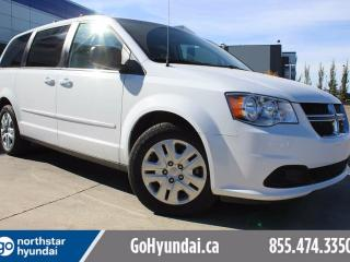 Used 2016 Dodge Grand Caravan SE A/C/CRUISE/POWER OPTIONS for sale in Edmonton, AB