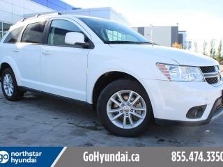 Used 2015 Dodge Journey SXT SUNROOF/ALPINE AUDIO/DVD for sale in Edmonton, AB