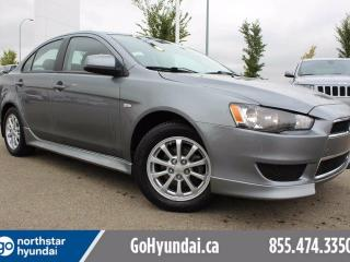 Used 2014 Mitsubishi Lancer SE ALL WHEEL DRIVE/HEATED SEATS/BLUETOOTH for sale in Edmonton, AB