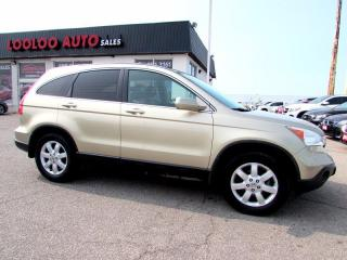 Used 2007 Honda CR-V EX-L for sale in Milton, ON