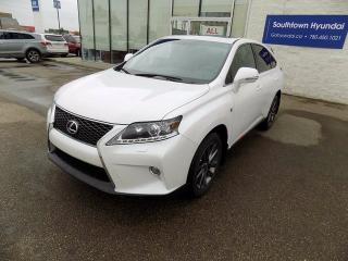 Used 2013 Lexus RX 350 F Sport 4dr All-wheel Drive for sale in Edmonton, AB