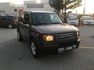 Used 2008 Honda Element LX for sale in North York, ON