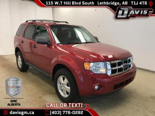 Used 2012 Ford Escape for sale in Lethbridge, AB