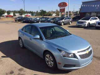 Used 2012 Chevrolet Cruze LT Turbo for sale in Red Deer, AB