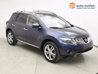 Used 2010 Nissan Murano LE All-wheel Drive for sale in Red Deer, AB