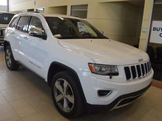 Used 2014 Jeep Grand Cherokee Limited for sale in Red Deer, AB