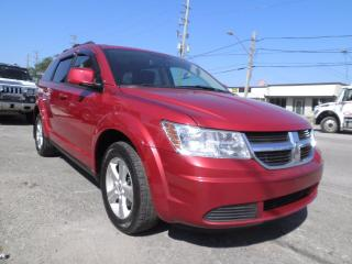 Used 2009 Dodge Journey SXT 7 PASSANGER for sale in Brampton, ON