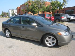 Used 2008 Honda Civic LX-SR for sale in North York, ON