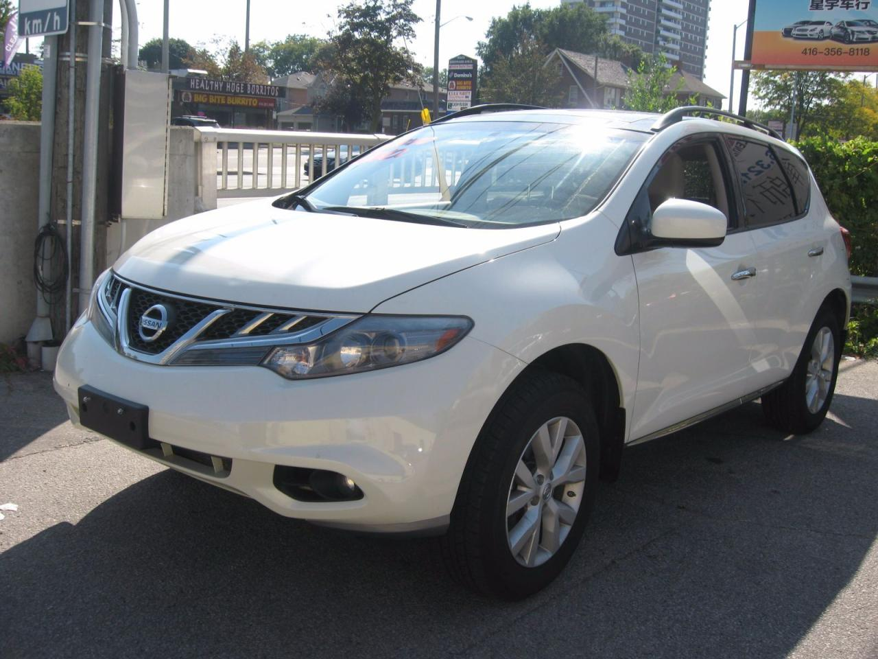 Used 2011 Nissan Murano Sv Awd For Sale In Scarborough