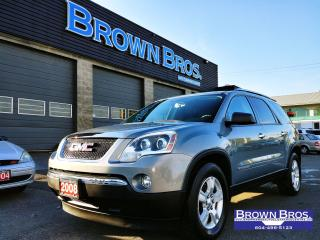 Used 2008 GMC Acadia SLE for sale in Surrey, BC