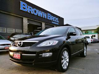 Used 2007 Mazda CX-9 GT for sale in Surrey, BC