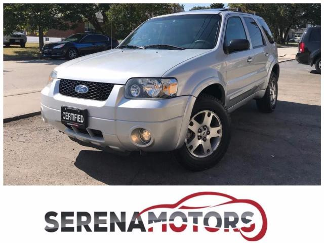 2005 Ford Escape LIMITED | 4WD | MINT CONDITION | NO ACCIDENTS