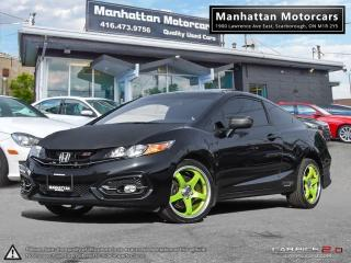 Used 2014 Honda Civic SI i-VTEC |NAV|CAMERA|ROOF|6 SPEED|NO ACCIDENT for sale in Scarborough, ON
