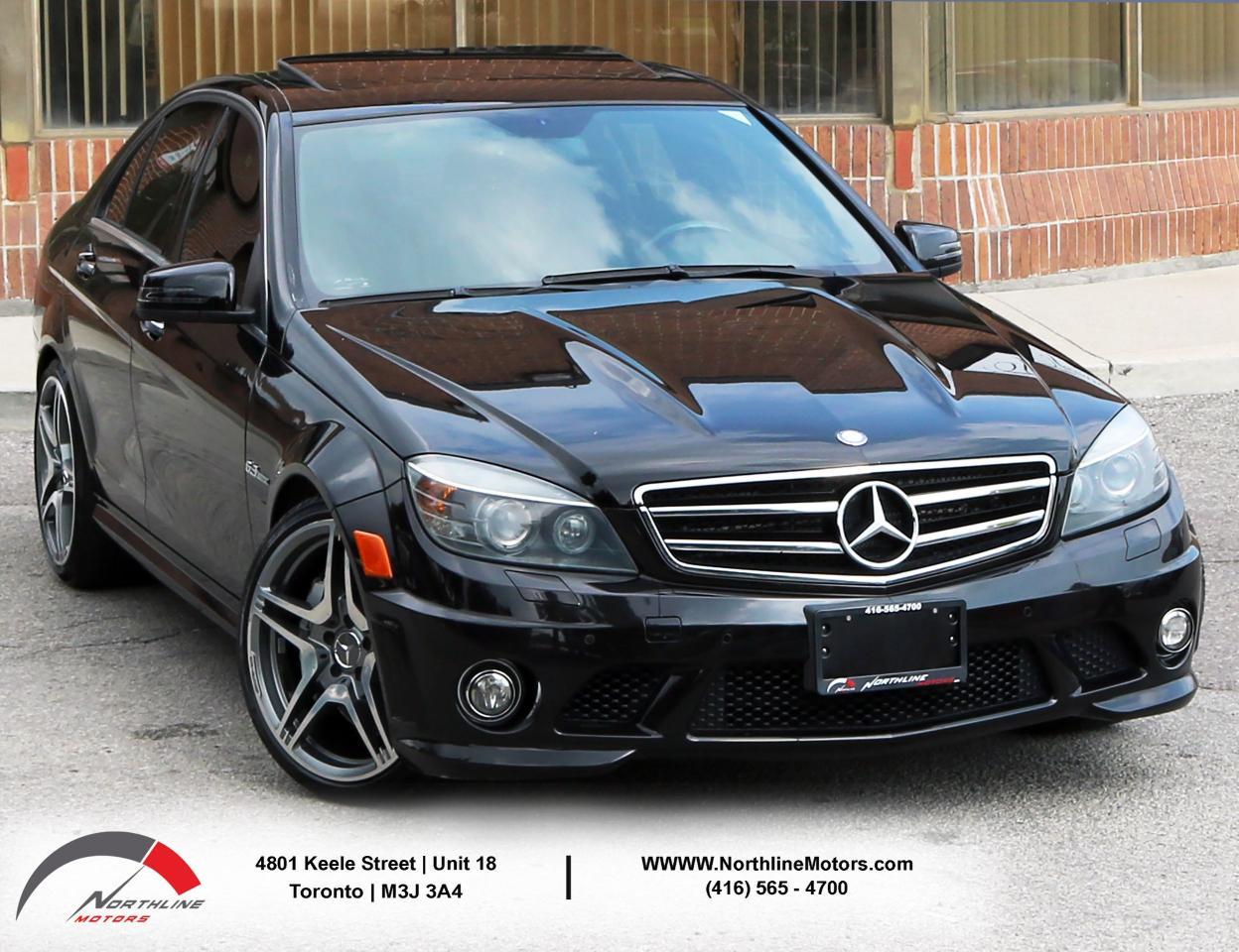 2011 Mercedes-Benz C63 AMG C 63 | Navigation | Sunroof | Backup Camera