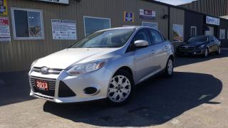 Used 2013 Ford Focus SE-OFF LEASE-HEATED SEATS for sale in Tilbury, ON