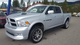 Used 2011 Dodge Ram 1500 Sport for sale in West Kelowna, BC
