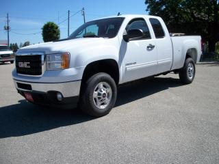 Used 2011 GMC Sierra 2500 Ext. Cab | Short Box for sale in Stratford, ON