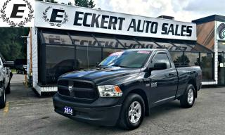 Used 2014 RAM 1500 ST *FREE 1YR/UNLIMITED KM POWERTRAIN WARRANTY* for sale in Barrie, ON