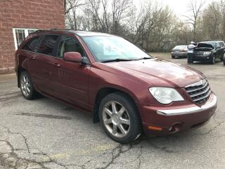 Used 2007 Chrysler Pacifica Limited/AWD/SAFETY/WARRANTY INCLUDED for sale in Cambridge, ON
