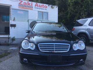 Used 2007 Mercedes-Benz C-Class 2.5L for sale in Scarborough, ON