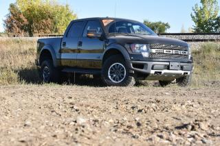 Used 2011 Ford F-150 SVT RAPTOR for sale in Estevan, SK