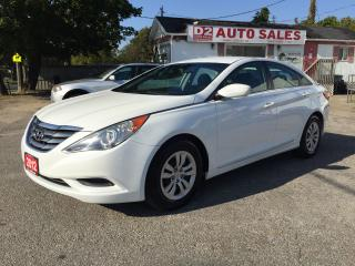 Used 2012 Hyundai Sonata Automatic/Bluetooth/USB/Gas Saver/Certified for sale in Scarborough, ON