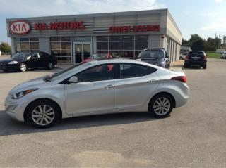 Used 2016 Hyundai Elantra Sport Appearance for sale in Owen Sound, ON