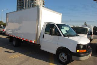 Used 2013 GMC Savana 3500 G-3500 CUBE VAN 16 FT, RAMP for sale in Woodbridge, ON