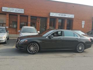 Used 2014 Mercedes-Benz S550 AMG for sale in North York, ON