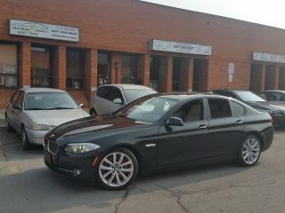 Used 2011 BMW 5 Series 535i for sale in North York, ON