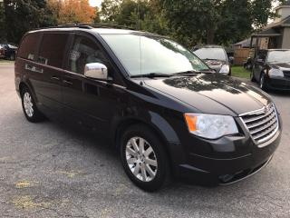 Used 2008 Chrysler Town & Country Touring - NO ACCIDENT -SAFETY & WARRANTY INCLUDED for sale in Cambridge, ON